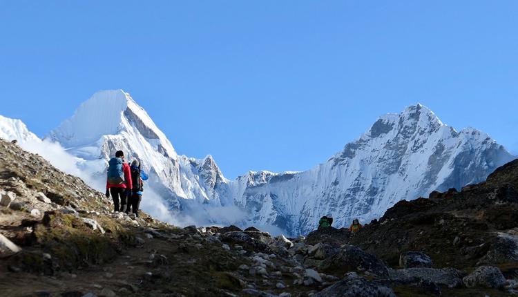 珠穆朗玛峰(Mount Everest)