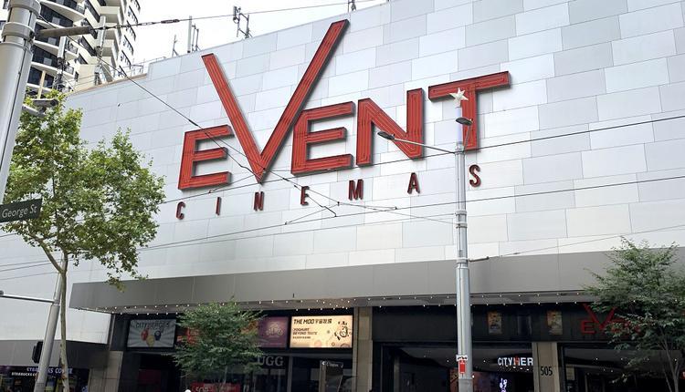 Events 电影院