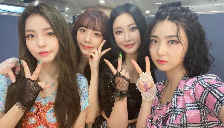 韩国女团Brave Girls