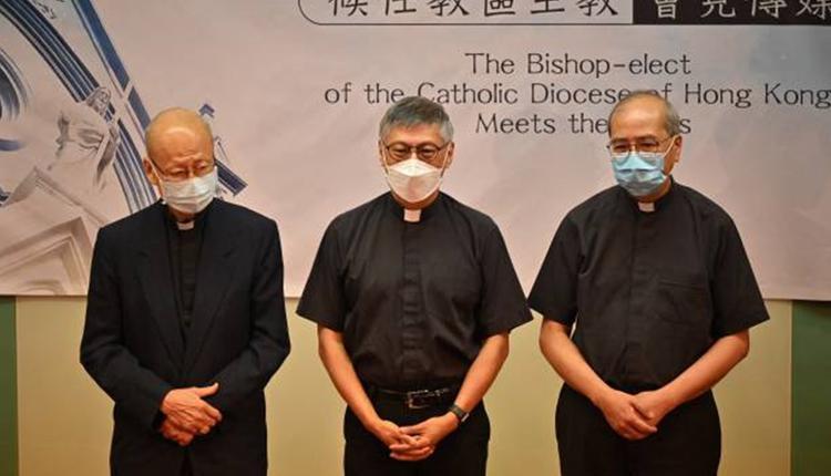 天主教香港教区候任主教周守仁