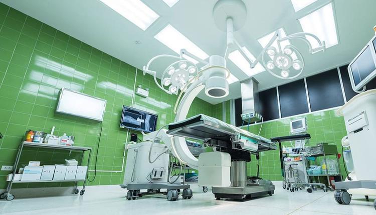 病床 示意图 图片来源:Piqsels
