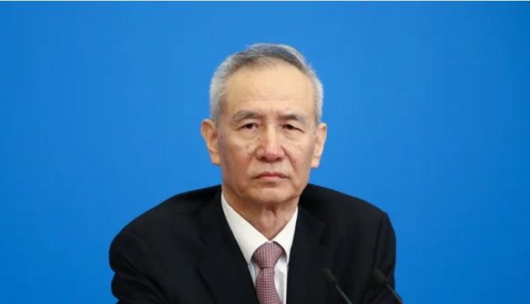 5月15日,处于舆论焦点的刘鹤突然现身主持科技创新会议。