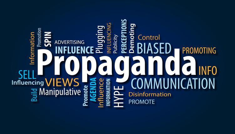 propaganda 宣传