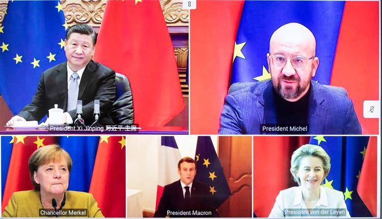 中欧投资协定谈判
