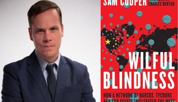 加拿大记者山姆·库柏出版新书