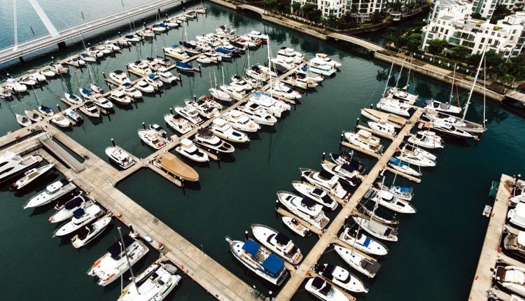 泊船位,停船位,码头,