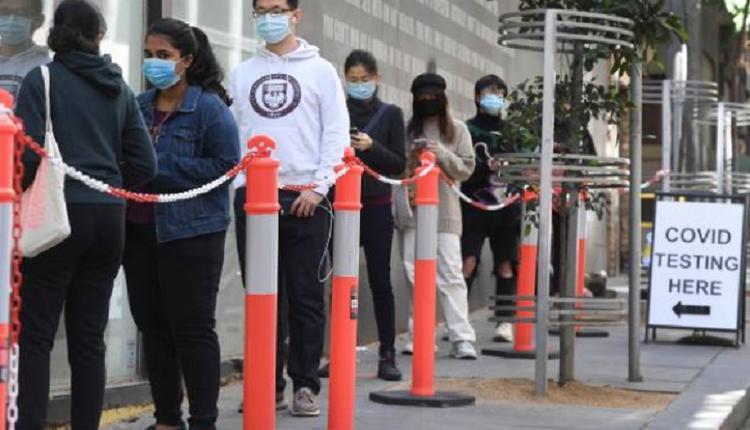 澳洲疫情,COVID-19,病毒检测