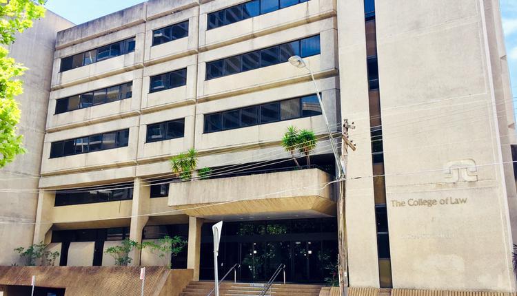 澳大利亚法学院