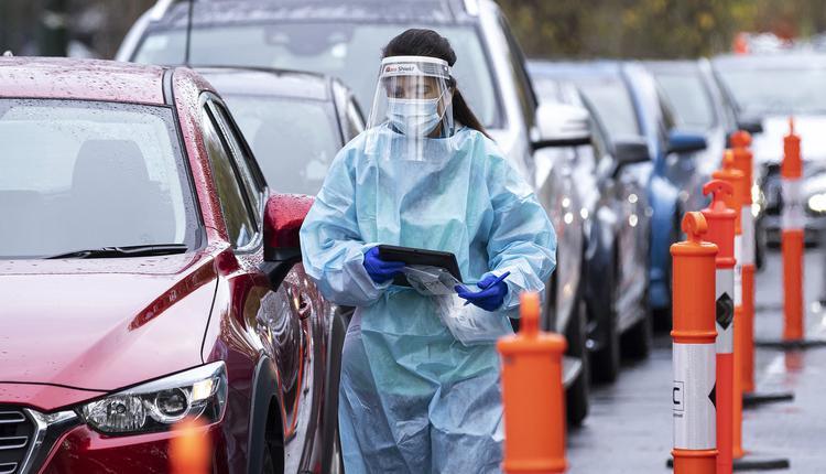 墨尔本疫情,疫情检测 ,COVID病毒监测站