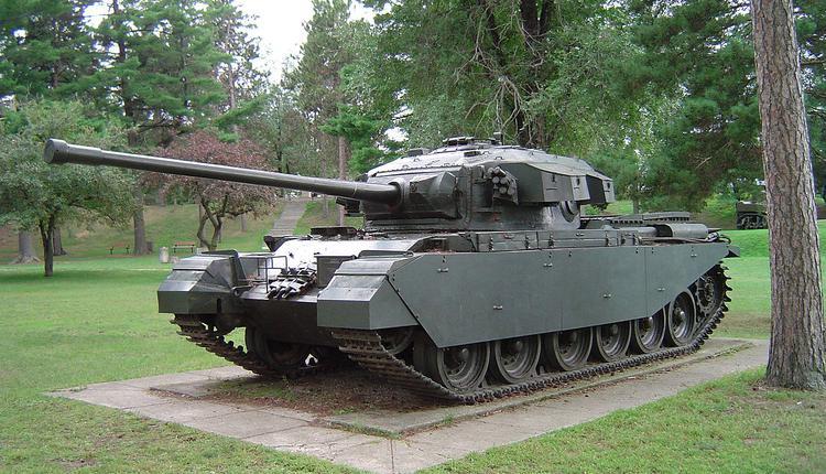 Centurion Mk3,坦克,马克3型火炮坦克