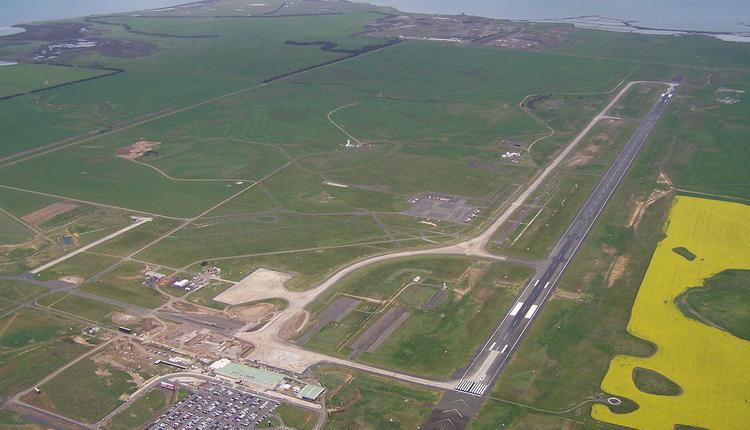 维州Avalon机场