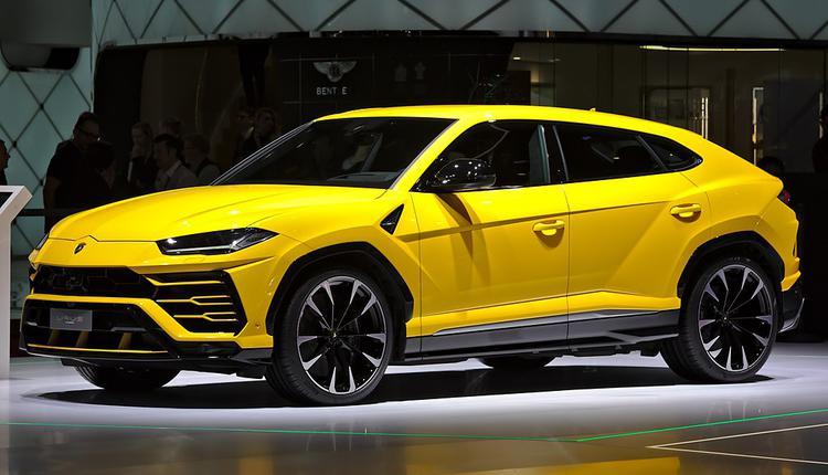 Lamborghini Urus,兰博基尼,跑车