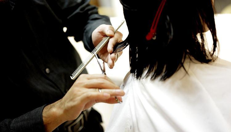 剪头发,剪发,理发,美发
