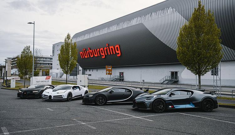 Nürburgring纽柏林北赛道