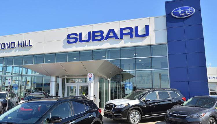 斯巴鲁(Subaru)