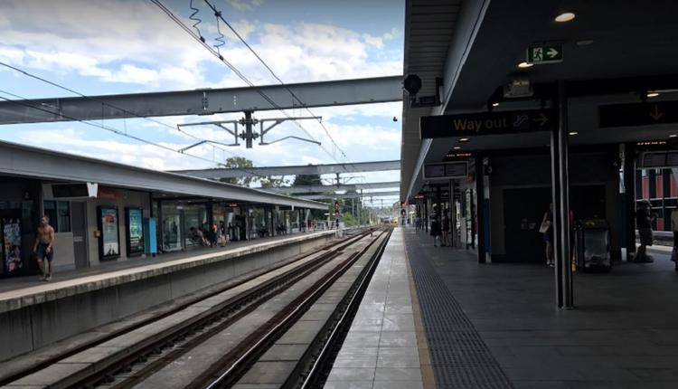 Chatswood火车站