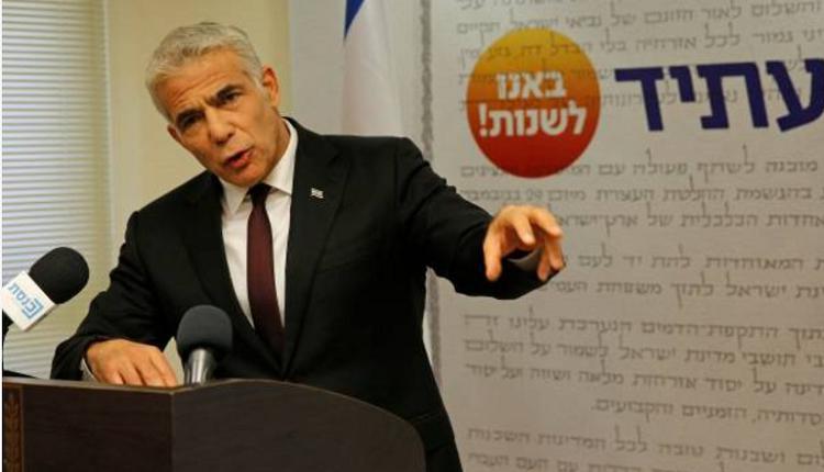 以色列拉皮德,Yair Lapid