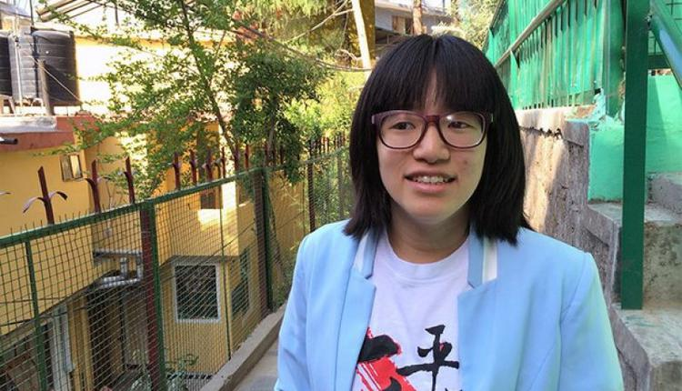 80后香港支联会副主席邹幸彤