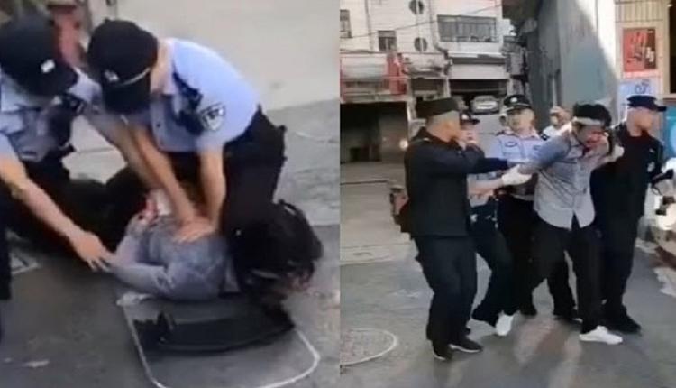 安徽男子当街随机杀人 血流成河 至少5死15伤