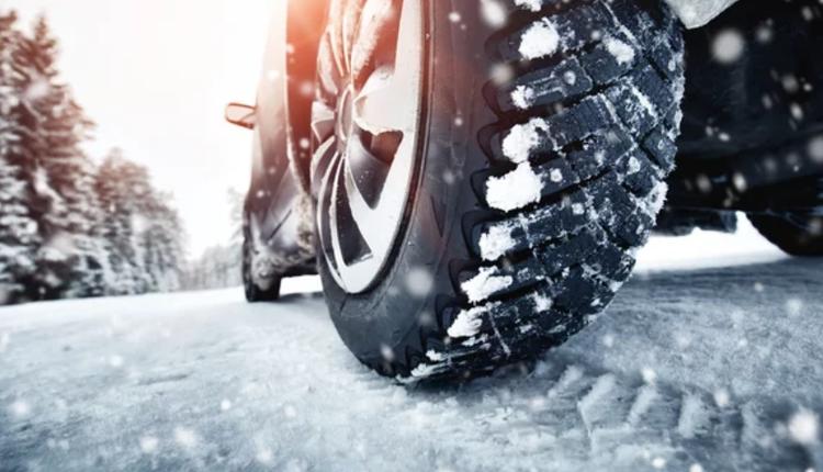 下雪,冬季,汽车