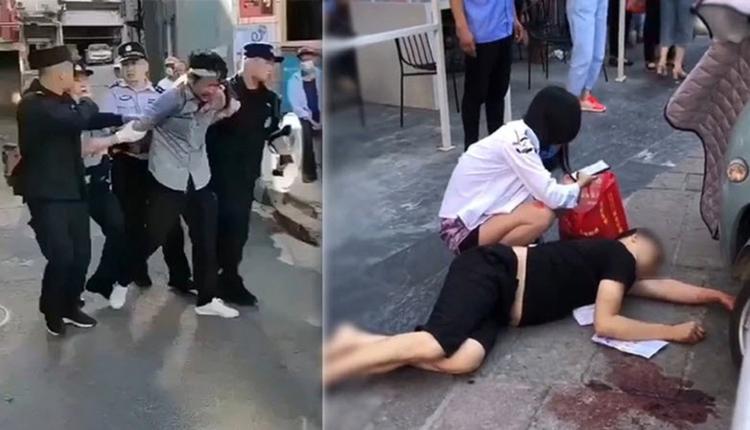 """安庆行凶者吴亮 17岁扬言:""""我就不信搞不到死刑!"""""""