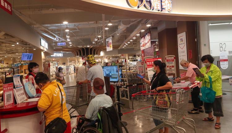 三级警戒延长 超商超市卖场百货强化管制