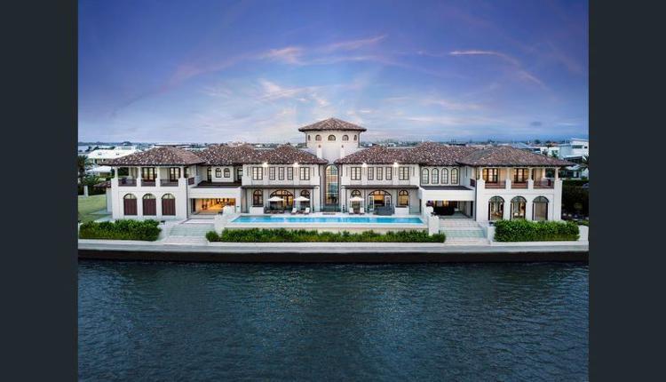 黄金海岸豪宅,昆州房产,Sovereign Island