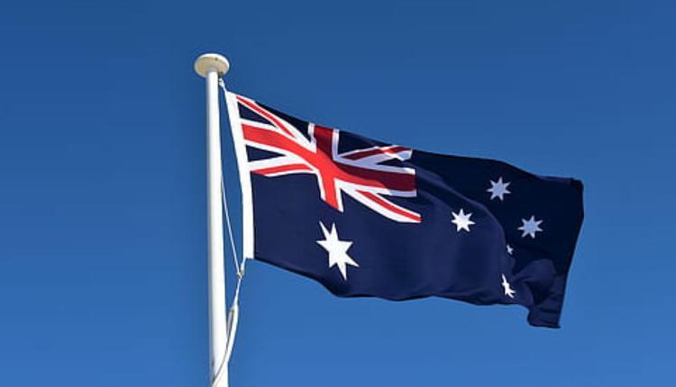 澳大利亚国旗 图片来源:Piqsels