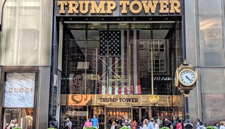 川普大厦,trump tower