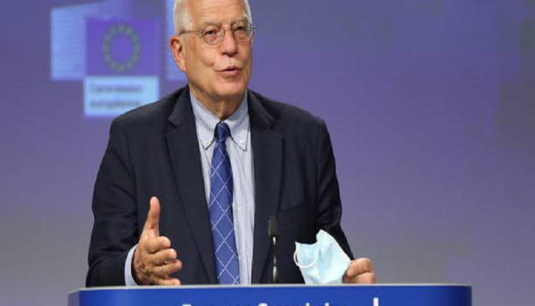 欧盟外交政策高级代表兼欧盟委员会副主席博雷利