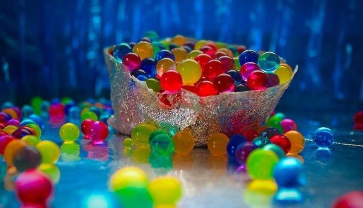 水宝宝,water beads