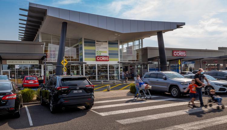 Burnside Hub购物中心
