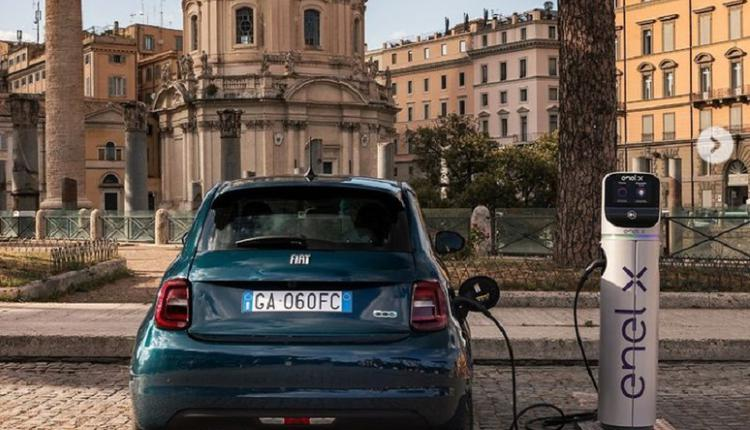 Fiat 电动车