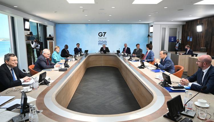 2021 G7 Summit