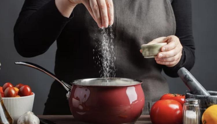 烹饪,盐,调味品,做饭