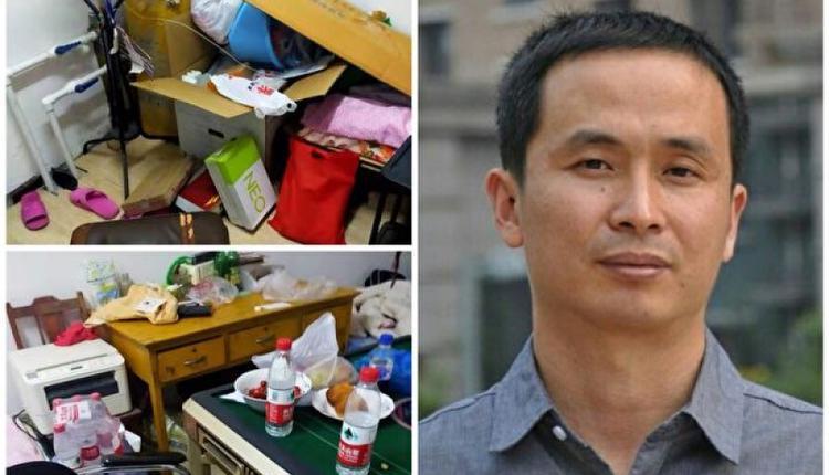 北京谢燕益律师因介入郭宏伟死亡案,遭吉林四平警方绑架。