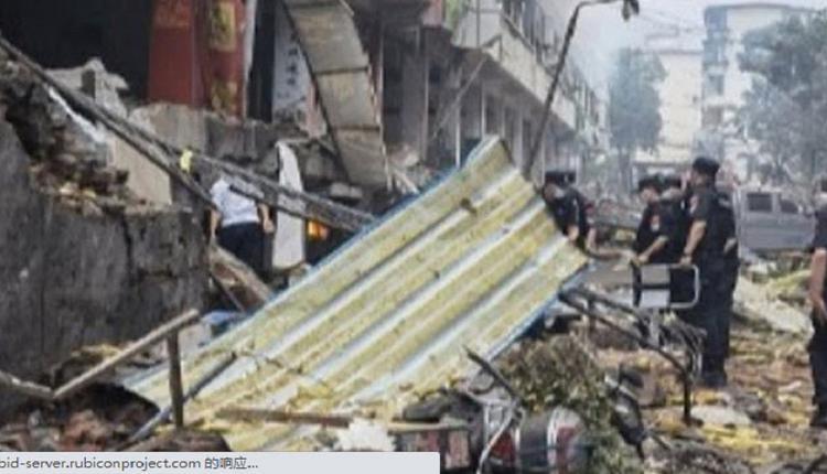 十堰市燃气爆炸事故 至少25人死亡