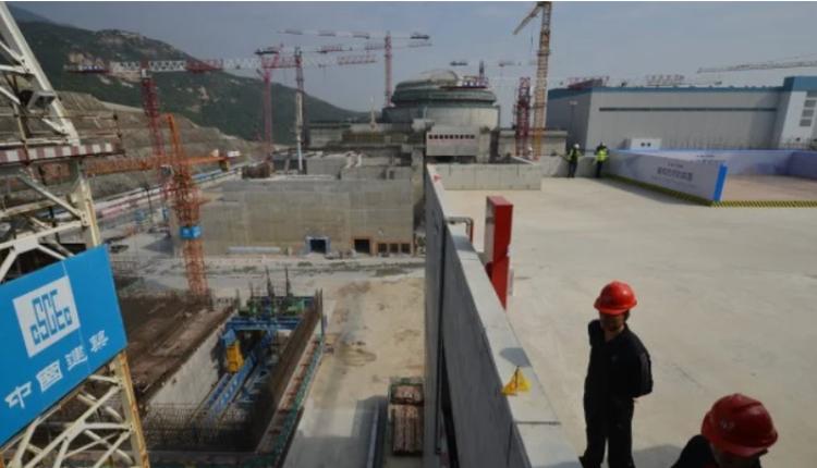 广东台山核电站