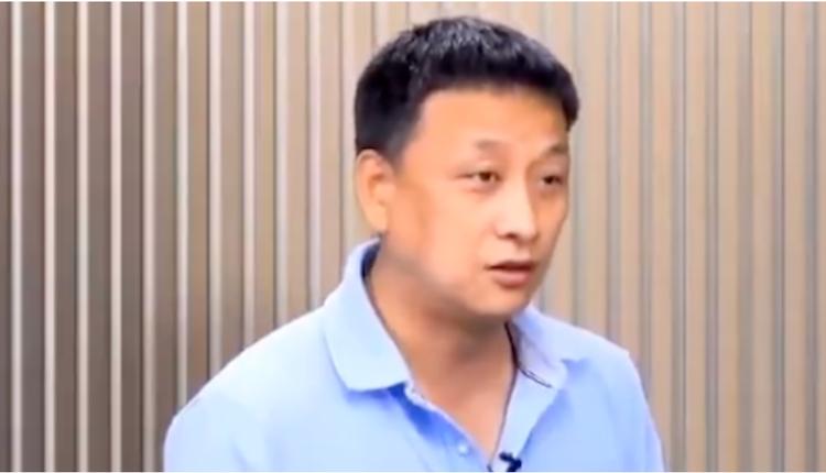 武警北京总队第五支队前副队长邵长勇