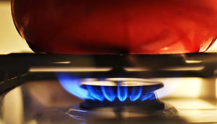 煤气灶示意图