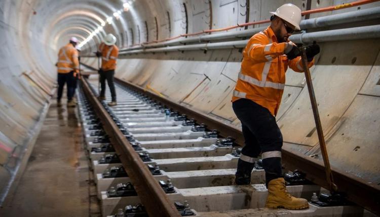 悉尼海港地铁