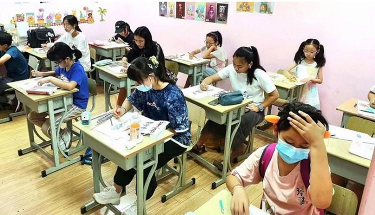 北京当局抓紧意识形态教育 持续打压校外教育