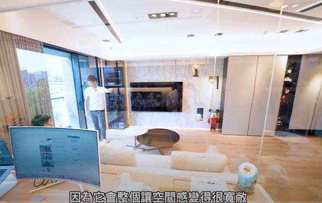 客厅和工作室