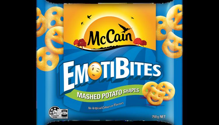 Mccain Emotibites薯餅