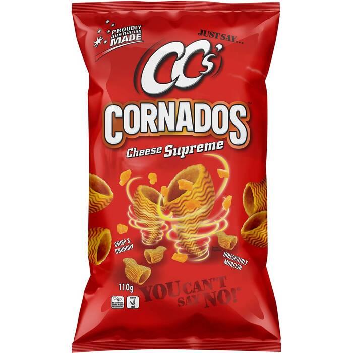 Cc's Cornados Corn Chips