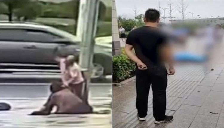 山东临沂男子在政府门外杀妻 微博删贴控评引质疑