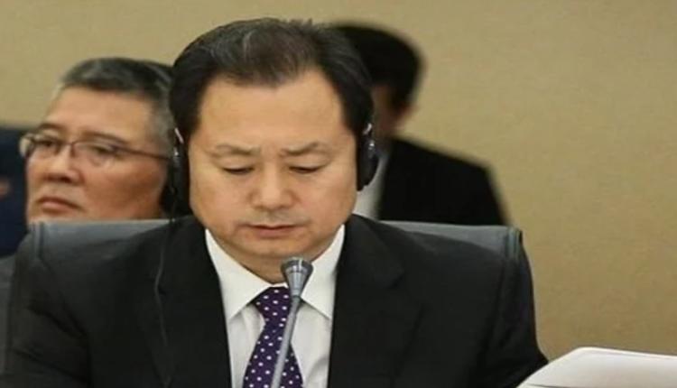 中国国安部副部长董经纬