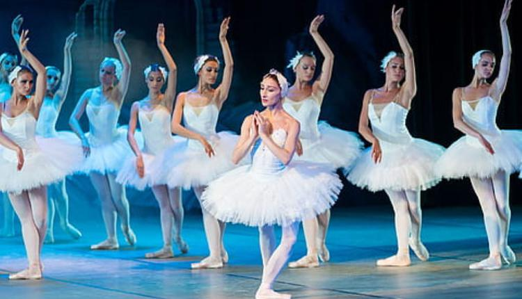芭蕾舞示意图