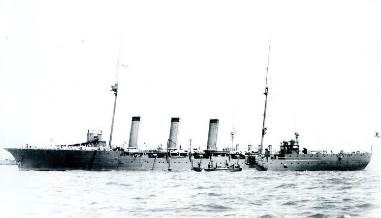 """日本""""利根""""号重巡洋舰"""