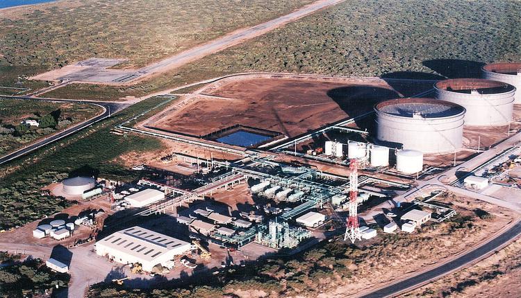 澳洲天然气,资源产业